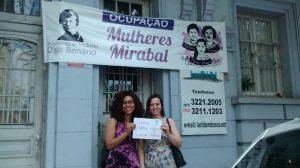Apoio Ocupação Mirabal